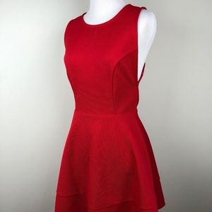 Forever 21 Red Cocktail Dress